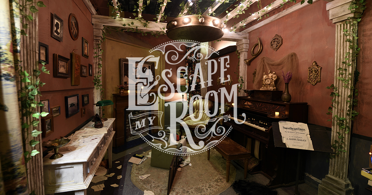 escape my room award winning new orleans escape game. Black Bedroom Furniture Sets. Home Design Ideas